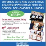 Tomorrow's Leaders Today (TLT) & Leadership U