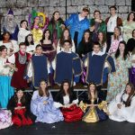 Western Wayne 2020 Musical Cast RDW Performance and Recognition of Seniors