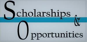 Scholarships & Career Opportunities – November Edition
