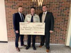 Western Wayne  High School Receives 2020 ExxonMobil Grant