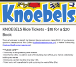 Knoebels Ride Tickets: Sophomore Class Fundraiser