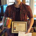 Students Place in Rotary Essay Contest