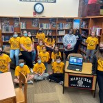 Western Wayne Students Participate in Virtual Reading Relay