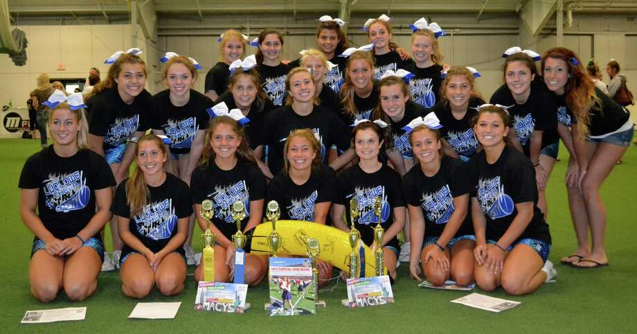 Fairfield Middle School Cheerleading Team