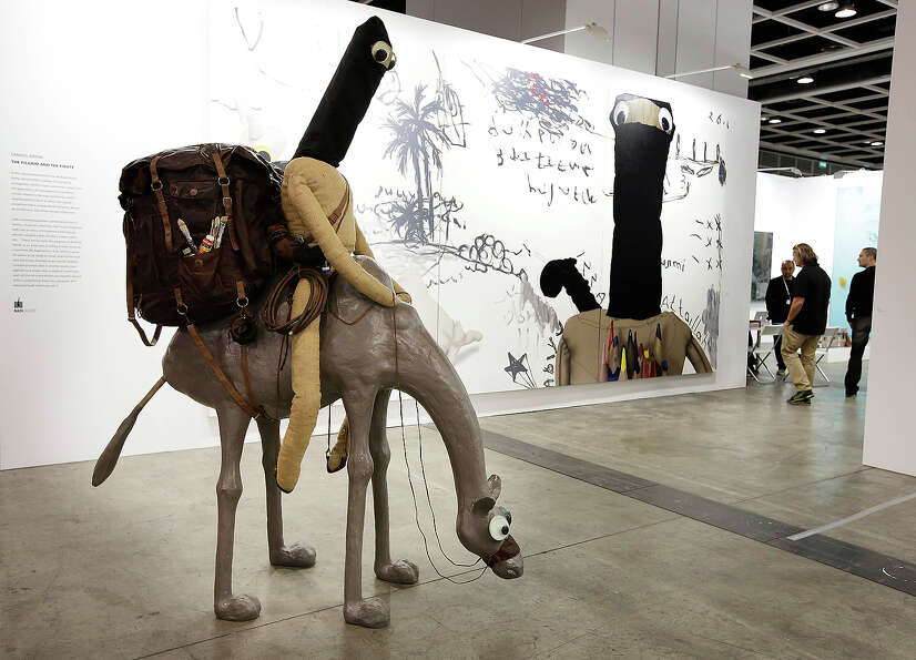 Art Basel, the modern art festival that began in Basel, Switzerland in 1907 and expanded to Miami in