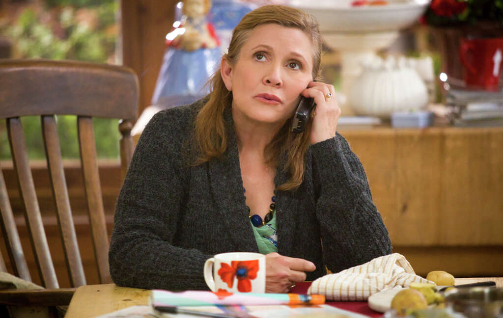 Image result for carrie fisher in catastrophe