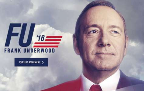House of Cards S4 op Netflix België