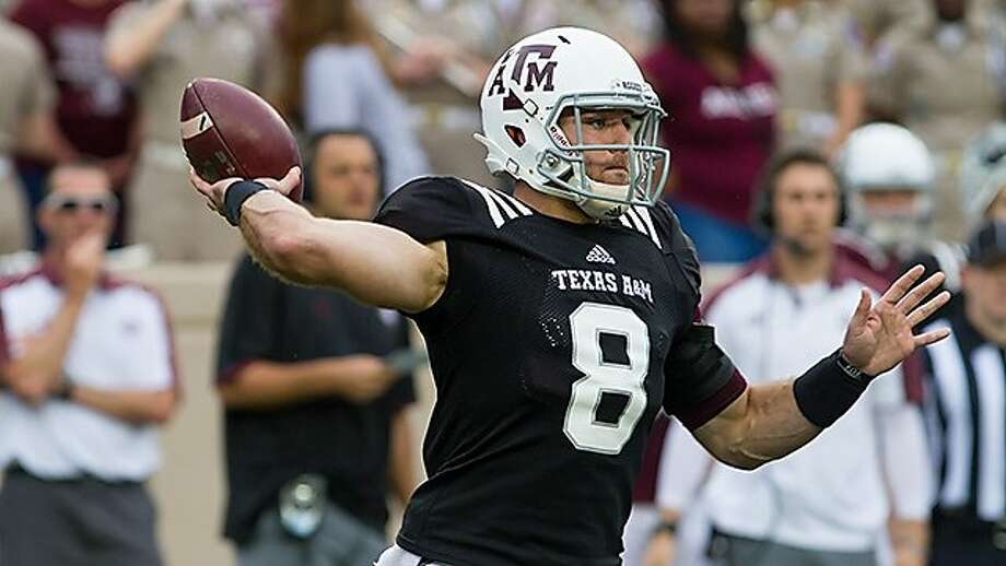 Texas A&M QB Trevor Knight