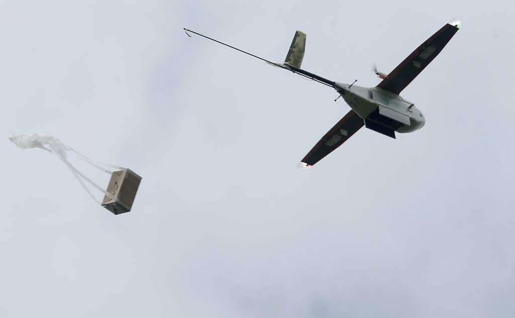 Image result for zipline drone
