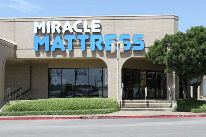 The Miracle Mattress At 4945 Northwest Loop 410 On Friday Sept 9 A San Antonio