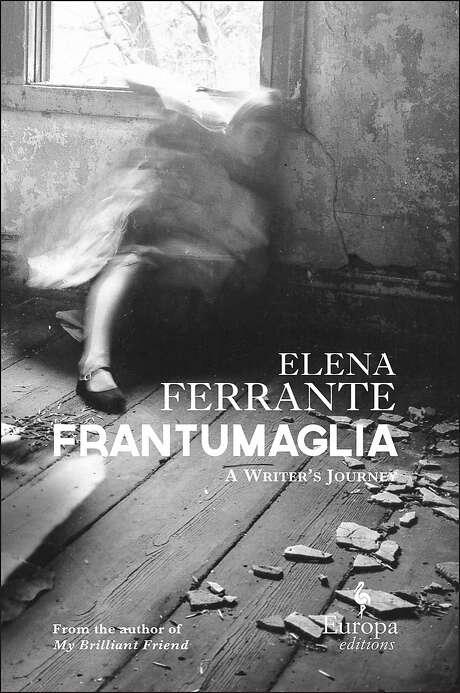 """""""Frantumaglia"""" Photo: Europa Editions"""