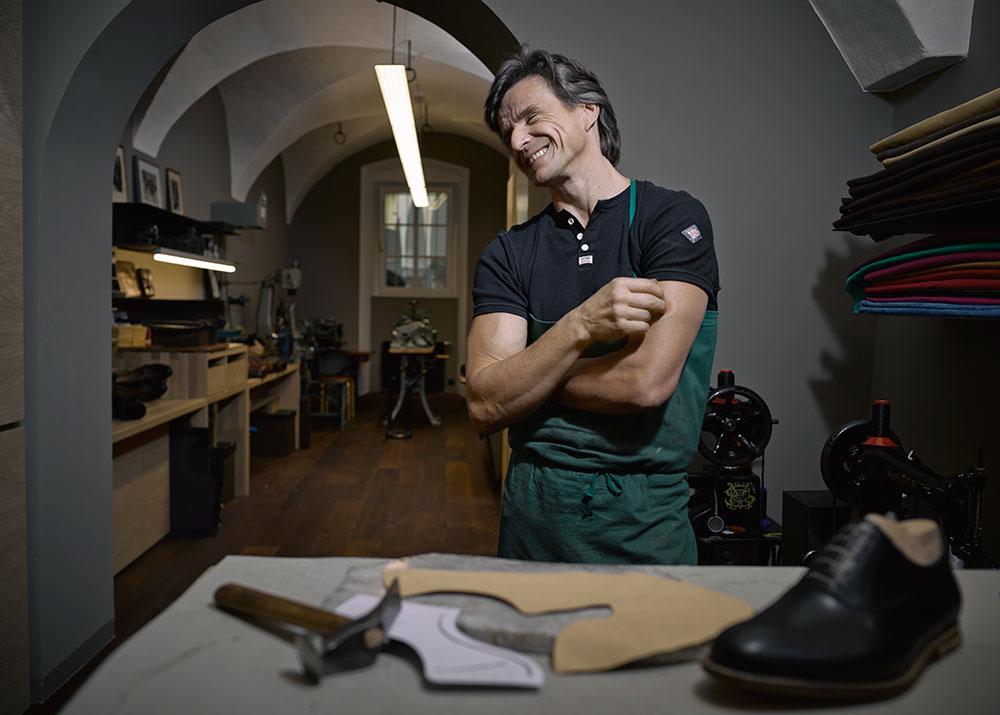 Felix Strauss - Handmade shoes