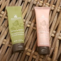 Sampling around: Algotherm, Cosmètique Marine, All over shampoo & Body Cream