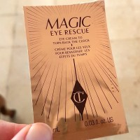 Sampling around: Charlotte Tilbury, Magic Eye Rescue