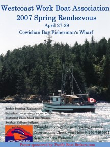 2007 Spring Cowichan Bay