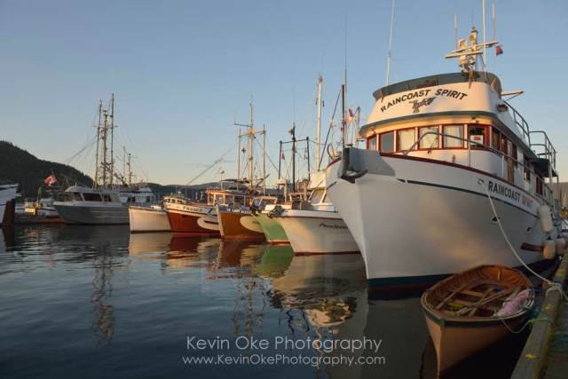 Westcoast Work Boat Association rendezvous 2016, Cowichan Bay, Vancouver Island, British Columbia, Canada
