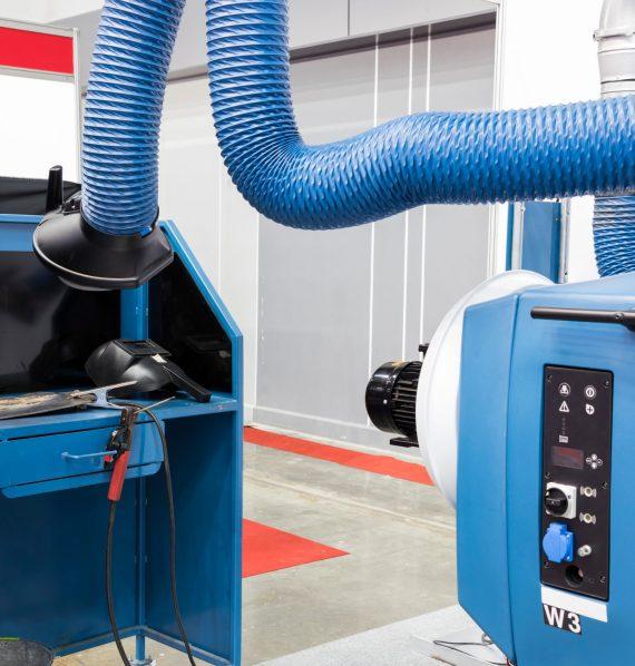 lev testing local exhaust ventilation