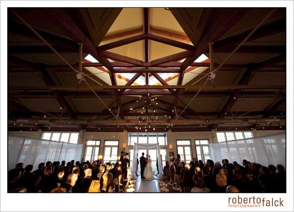 Liberty House Restaurant wedding by Limelight Floral Design wedding florist jersey city NJ