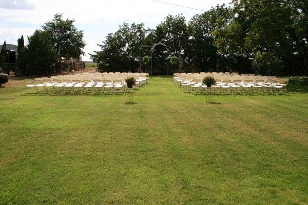 Old Allen Farmhouse Lubbock TX Wedding Venue