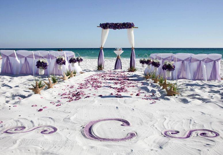 Affordable Florida Beach Weddings