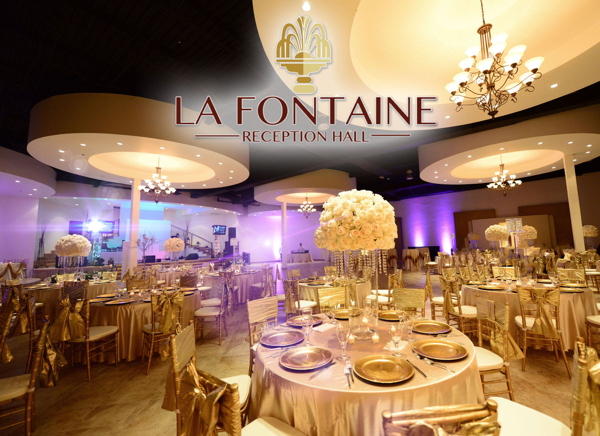 VIP By La Fontaine Reception Hall Advice VIP By La