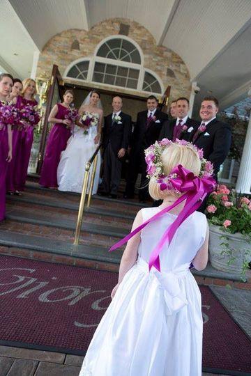 Giorgios Baiting Hollow Wedding