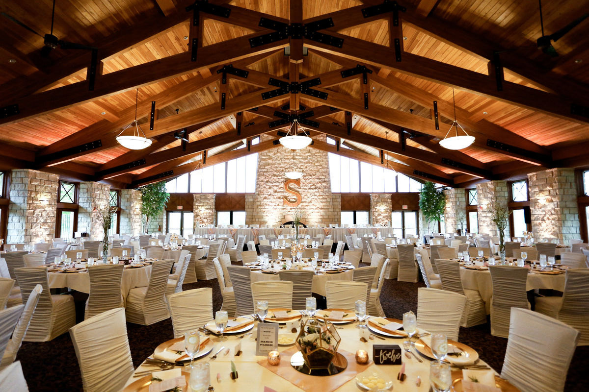 The Crown Room Banquet Center Venue Rogers MN