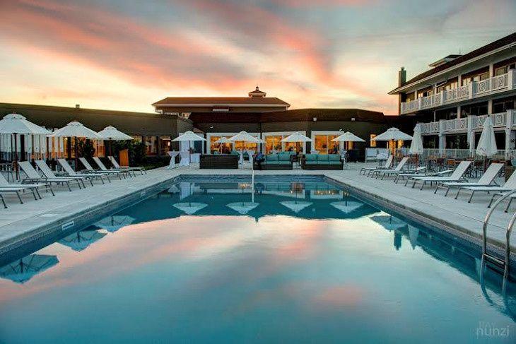 Icona Golden Inn Venue Avalon NJ WeddingWire