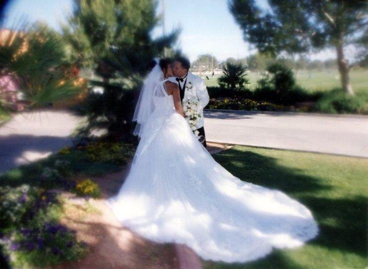 Vegas Weddings Under 1000