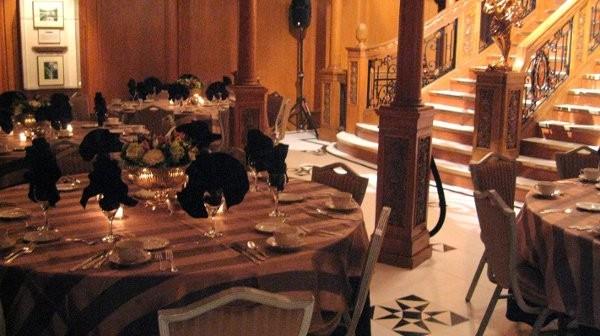 Titanic The Artifact Exhibition Wedding Ceremony