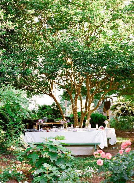 The McGill Rose Garden Charlotte NC Wedding Venue
