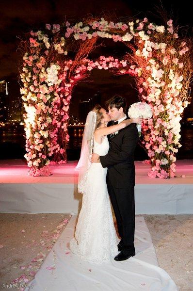 Jungle Island Treetop Ballroom Miami FL Wedding Venue