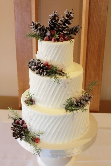 Magpies Bakery   Wedding Cake   Knoxville  TN   WeddingWire     800x800 1483638585988 img1189