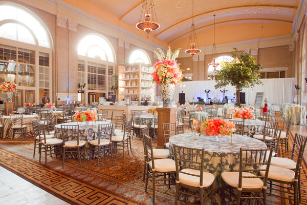 Union Station Dallas TX Wedding Catering