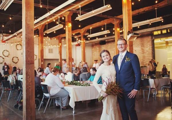 The Startup Building Provo UT Wedding Venue