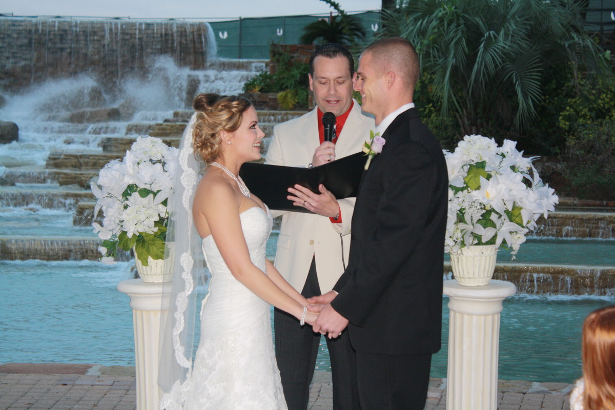 Pastor Matthew Christian Wedding Officiant Texas San