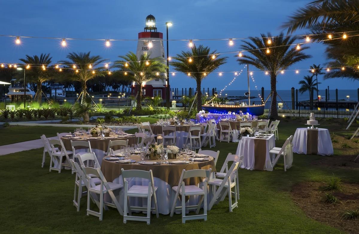 Faro Blanco Resort Amp Yacht Club Wedding Ceremony