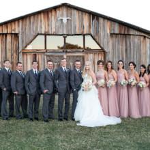 Shabby Chic Florida Barn Wedding Real Wedding Photos By Rising Lotus Photography Image 16 Of