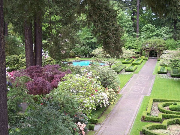 Lakewold Gardens Lakewood Wa Wedding Venue