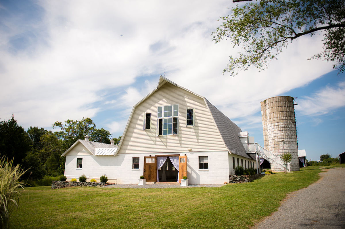 48 Fields Farm Venue Leesburg VA WeddingWire
