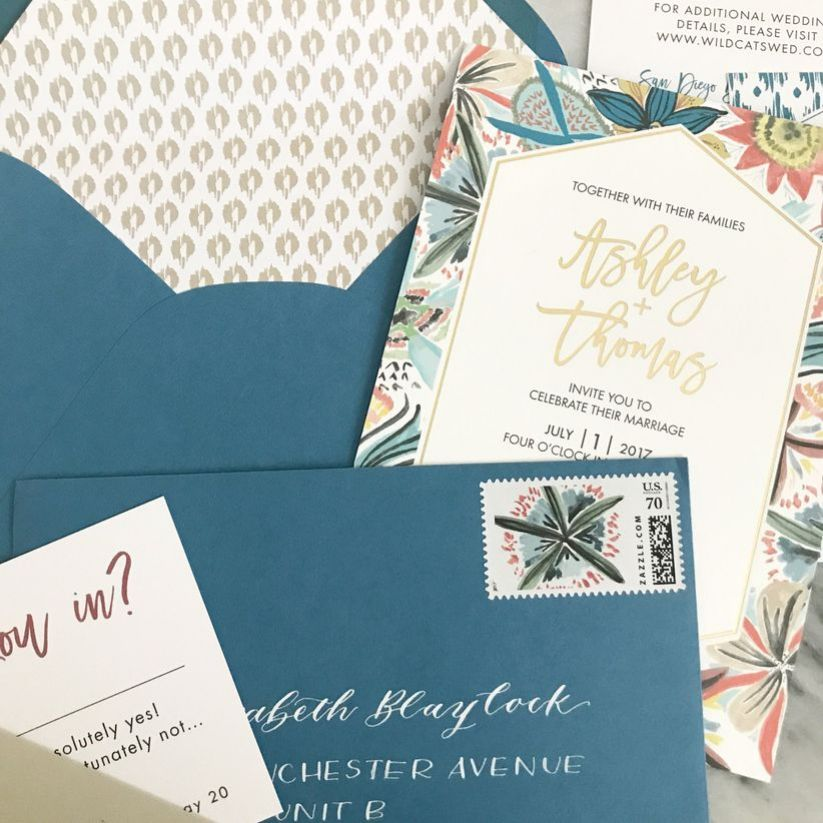 The Wedding Invitation Trends 2019 Couples Must See