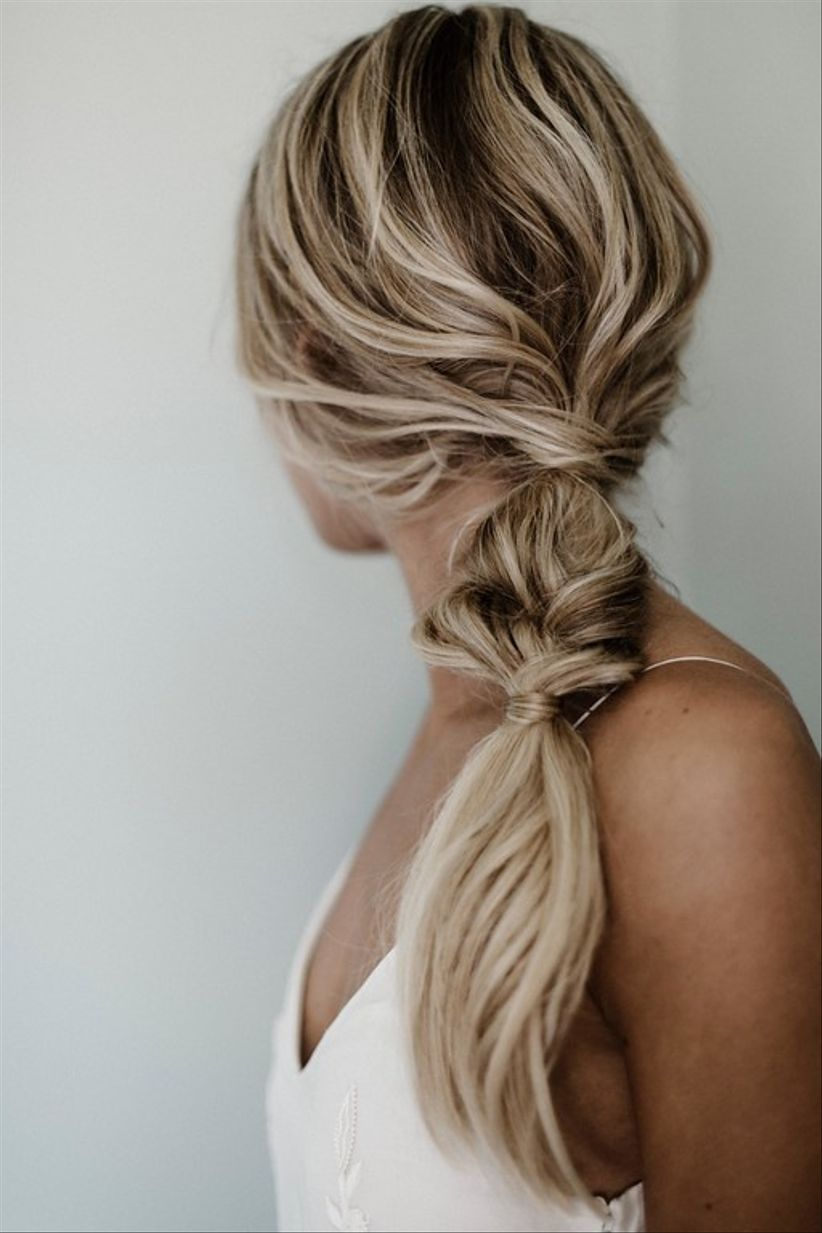 25 Bridesmaid Hairstyles For All Hair Types WeddingWire