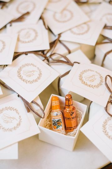 Wedding Favor Ideas That Aren t Useless  or Boring     WeddingWire wedding favor box ideas