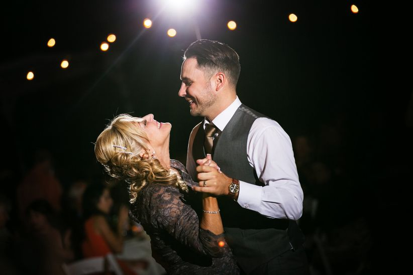 25 Mother-Son Dance Songs To Make Your Wedding Special