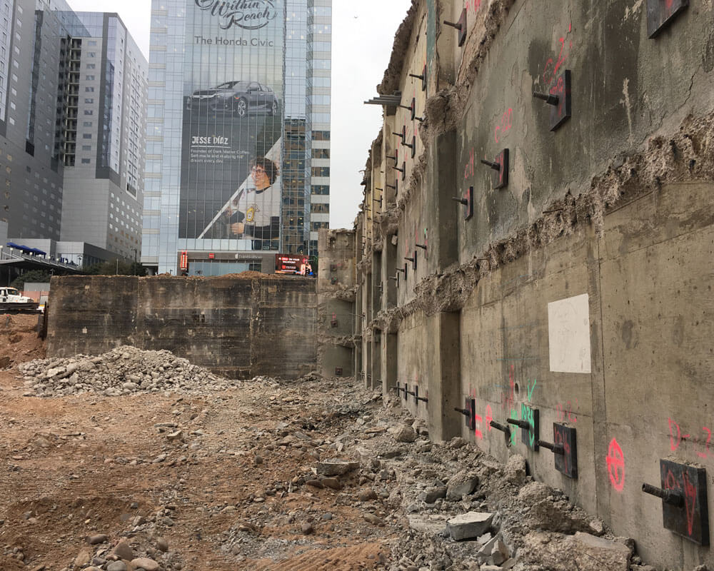 Block 23 Project Site