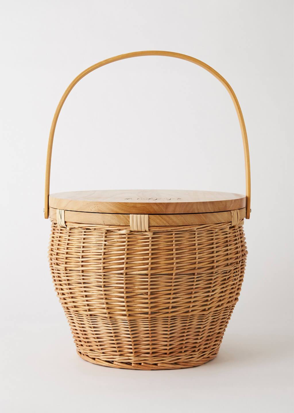 The Beach People Picnic Basket