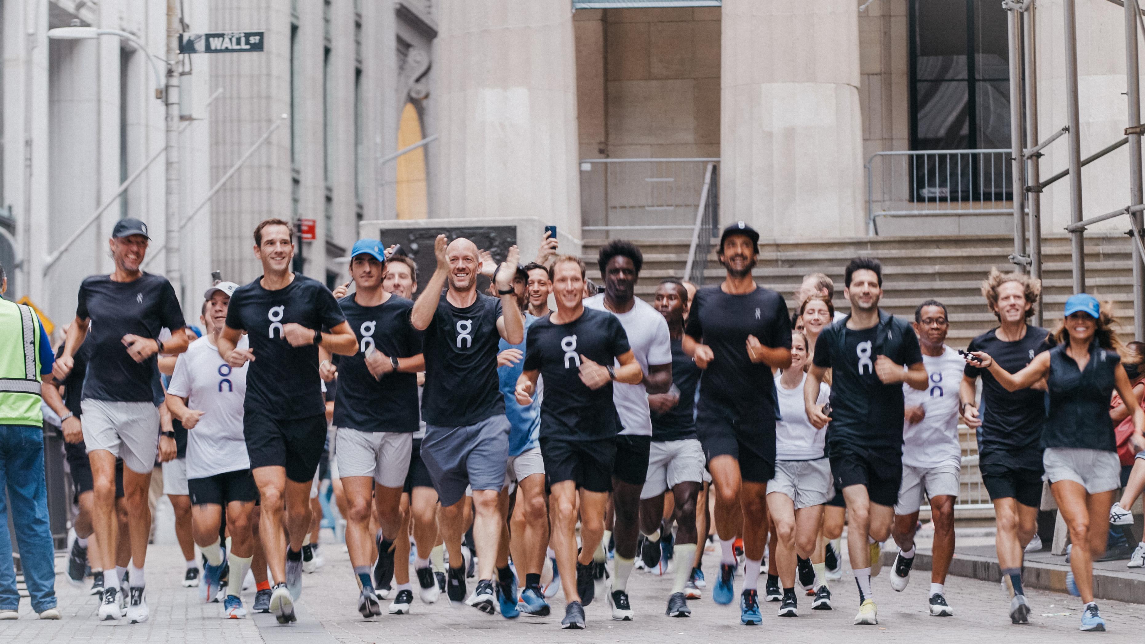 NYSE on Running editorials