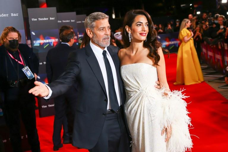 Amal Clooney London Film Festival Dress: Details, Photos – WWD