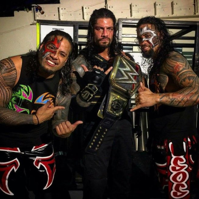 roman and the usos