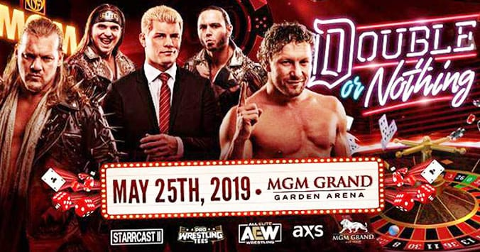 Updated Aew Double Or Nothing Ppv Buys Revealed
